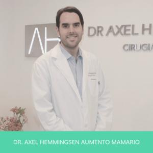 Cirujano Plástico Especialista en Aumento Mamario