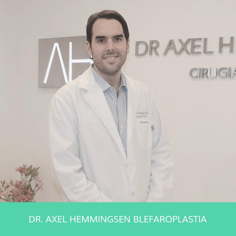 Cirujano Plástico Especialista en Blefaroplastia