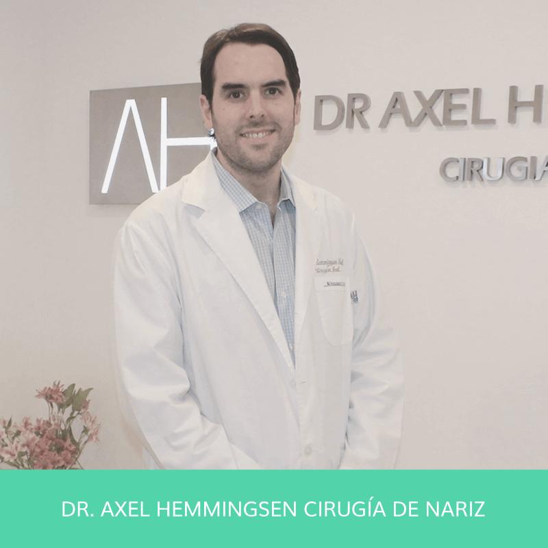 Cirujano Plástico Especialista en Cirugía de Nariz