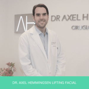 Cirujano Plástico Especialista en Lifting Facial
