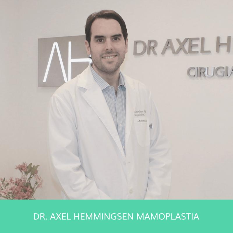 Cirujano Plástico Especialista en Mamoplastia