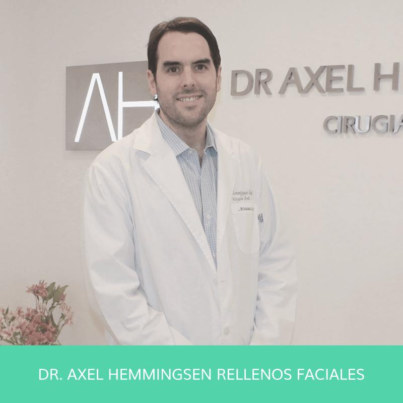 Cirujano Plástico Especialista en Rellenos Faciales